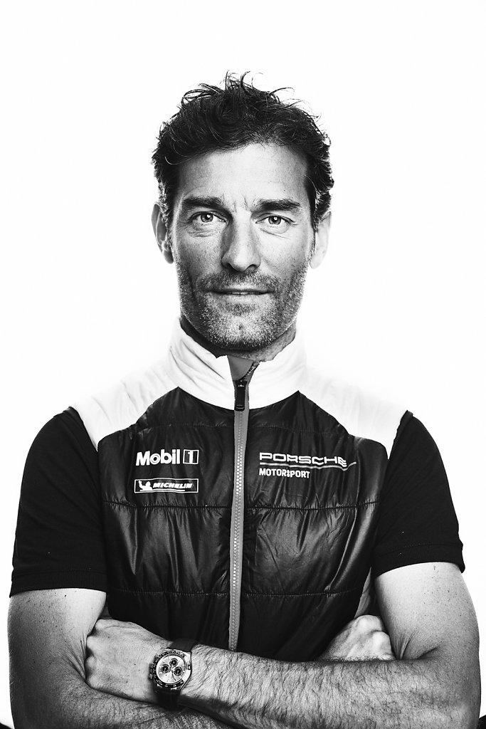 Mark Webber - Pilot F1-WEC-
