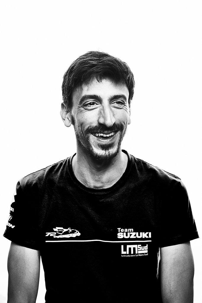 Louis Rossi - Pilot Moto2